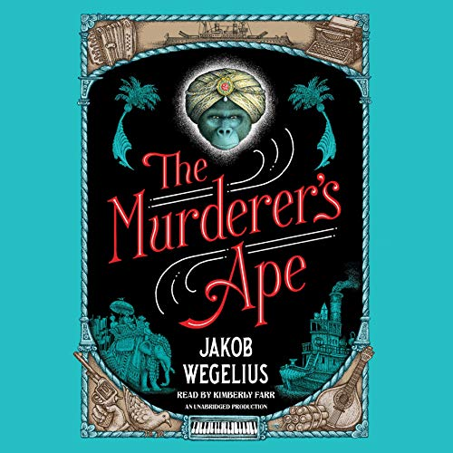 Page de couverture de The Murderer's Ape