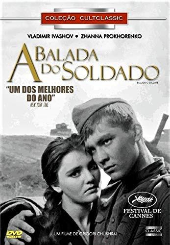 Dvd A Balada Do Soldado - Vladimir Ivashov