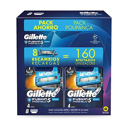 Gillette scheermesjes voor heren, 81 g