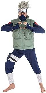 Amazon.es: Kakashi Hatake - Disfraces y accesorios: Juguetes ...