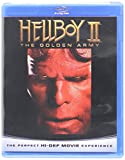 Hellboy 2 - The Golden Army Blu-ray Ron Perlman NEW