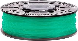 XYZprinting RFPLCXUS04E da Vinci Jr. & Mini Series Filament, PLA (NFC), 600 g, Clear Green