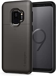 Spigen Slim Armor CS Designed for Samsung Galaxy S9 Case (2018) - Gunmetal