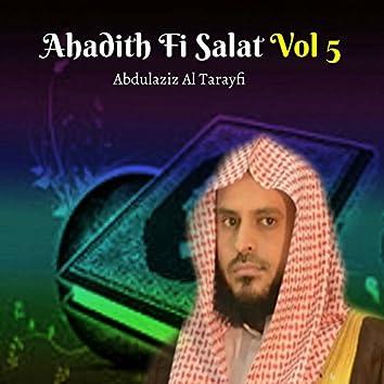 Ahadith Fi Salat Vol 5 (Quran)