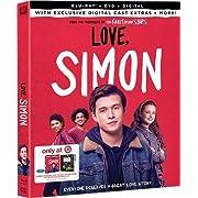 Love, Simon Target Exclusive Edition