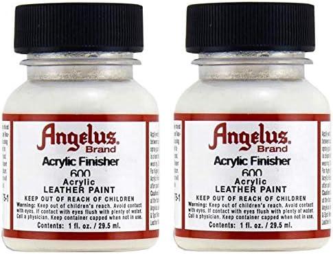 Angelus Acrylic 600 Finisher Gloss 1 oz