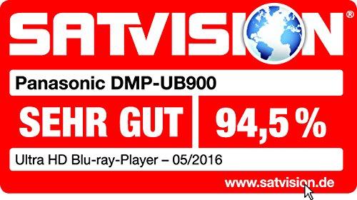 Panasonic DMP-UB900