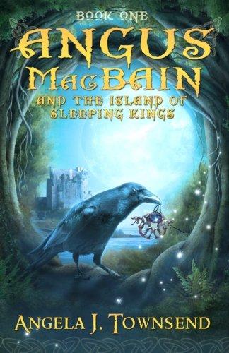 Angus MacBain and The Island of Sleeping Kings (Angus MacBain series) (Volume 1)