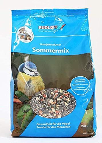 RUDLOFF Widvogelfutter Ganzjahresfutter Sommermix