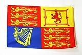 AZ FLAG Flagge KÖNIGLICHE VEREINIGTE KÖNIGREICH 1816-1837 90x60cm - BRITISCHE Fahne 60 x 90 cm - flaggen Top Qualität