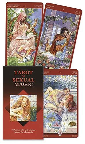 Tarot of Sexual Magic/ Tarot de la magia sexual