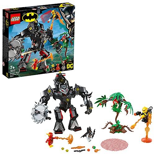 LEGO 76117 Super Heroes Robot de Batman™ vs. Robot de Hiedra Venenosa (Descontinuado por Fabricante)