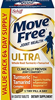 64-Count Move Free Turmeric & Tamarind Ultra Joint Health Supplement