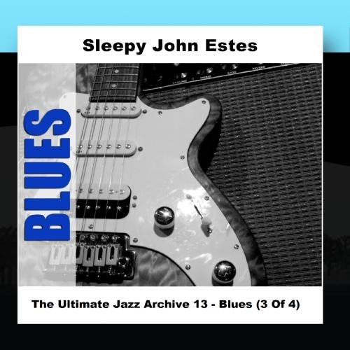 The Ultimate Jazz Archive 13 - Blues (3 Of 4)