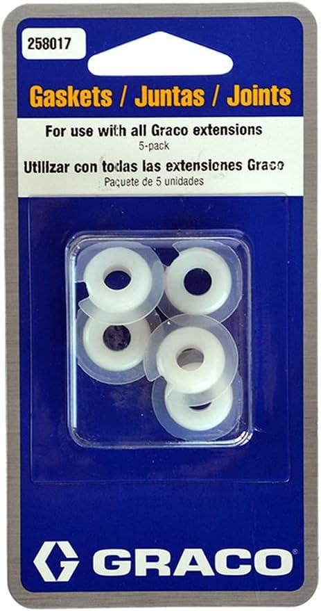 Graco 258017 RAC Las Vegas Mall X Extension 25% OFF Gasket Tip 5-Pack