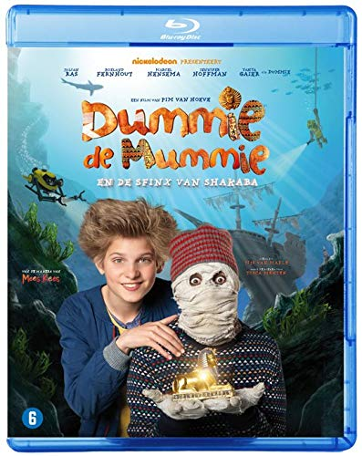 Dummie the Mummy and the Sphinx of Shakaba (2015) ( Dummie de Mummie en de Sfinx van Shakaba ) [ Holländische Import ] (Blu-Ray)