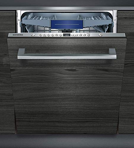 Siemens SN636X07NE iQ300 vollintegrierter Geschirrspüler / A++ / 262 kWh/Jahr / 1876 L/Jahr / varioSpeed Plus / Glas 40 Programm / varioSchublade / varioFlex-Korbsystem