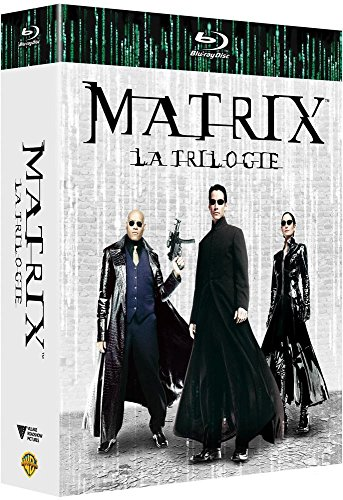 Matrix - La Trilogie - Coffret Blu-Ray