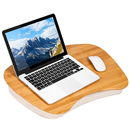 LapGear Bamboo Lap Desk - Natural B…