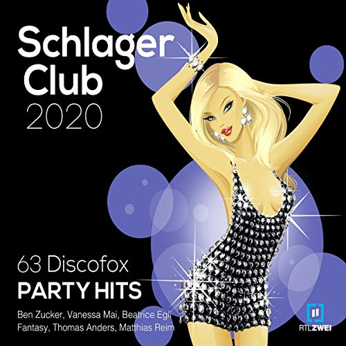 Schlager Club 2020 (63 Discofox Party Hits)