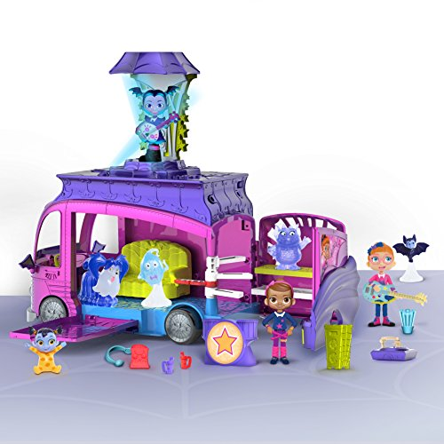 Vampirina Rock N' Jam Touring Van - Brown Mailer