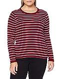 Esprit 100EE1K303 Camiseta, 603/burdeos Red 4, XL para Mujer