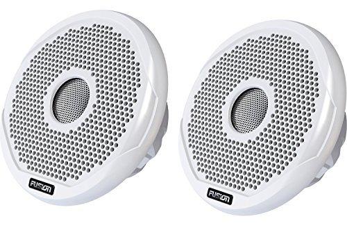 Fusion 2-Wege-Lautsprecher FR6021, für Boote/ Schiffe, 200W, Weiß, 6Zoll