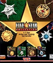 Five Star Collection: Panzer General / Allied General / Fantasy General / Star General