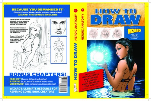 How to Draw: Heroic Anatomy #1
