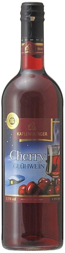 ホップモーター無駄にドクター?ディムース/カトレンブルガー チェリー グリューワイン(ホットワイン) [ 赤ワイン ミディアムライト ドイツ 750ml ]