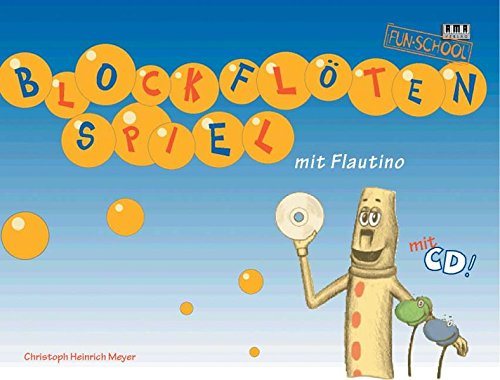 Blockflötenspiel mit Flautino (Fun-School)