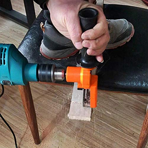 Find Discount etateta Reciprocating Saw Fixing Adapter Electric Drill for Cutting Wood Metal Steel N...