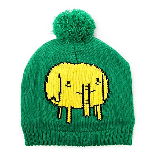Adventure Time Tree Trunks Bonnet à Pompon Vert