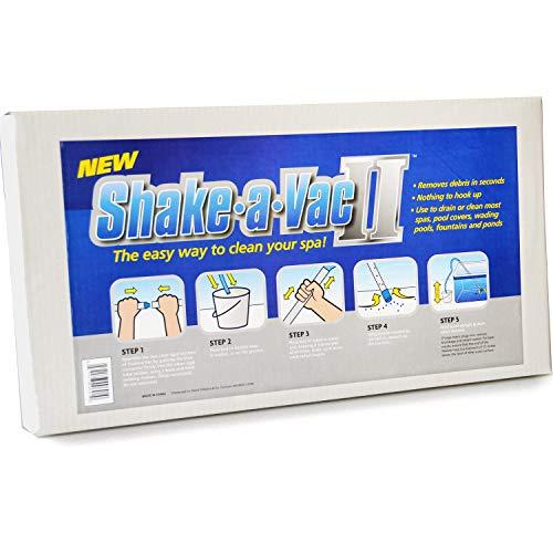 Shake-a-Vac Spa