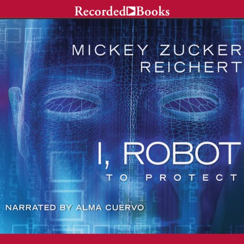 I, Robot audiobook cover art