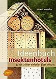 Ideenbuch Insektenhotels - Werbelink zu Amazon.de