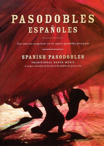 Pasodobles Espanoles Album Piano: Noten für Klavier