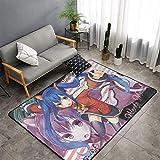 Lee My 3D Fairy Tail Japan Anime Game rutschfest Teppich Sky Dragon Slayer, Wendy Matte Raum Matte Qualität Elegant Teppich,200x300cm/78.7x118.1in
