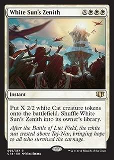 Magic: the Gathering White Sun39;s Zenith - Commander 2014