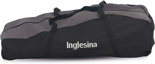 Inglesina A099EG400 - Bolsa de transporte universal para sillas de paseo, color Gris/Negro