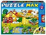 Educa Borrás 13820 - 32 Puzzle MAX La Granja