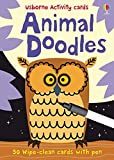 Animal Doodles (Activity and Puzzle Cards)
