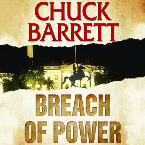 Breach of Power audiobook cover art