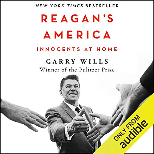 Reagan's America audiobook cover art
