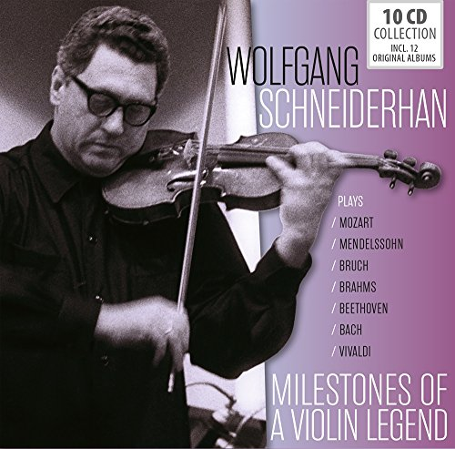 Milestones of a Violin Legend