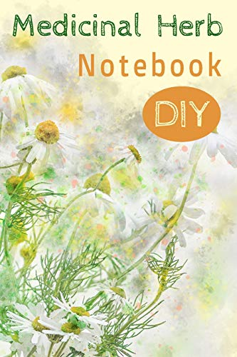 Medicinal Herb Notebook DIY: herbal materia medica do-it-yourself blank forms for uses, actions, formulas, preparation, dosages, cautions, and experiences.