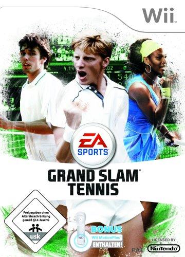 EA SPORTS Grand Slam Tennis inkl. Nintendo Wii Motion Plus