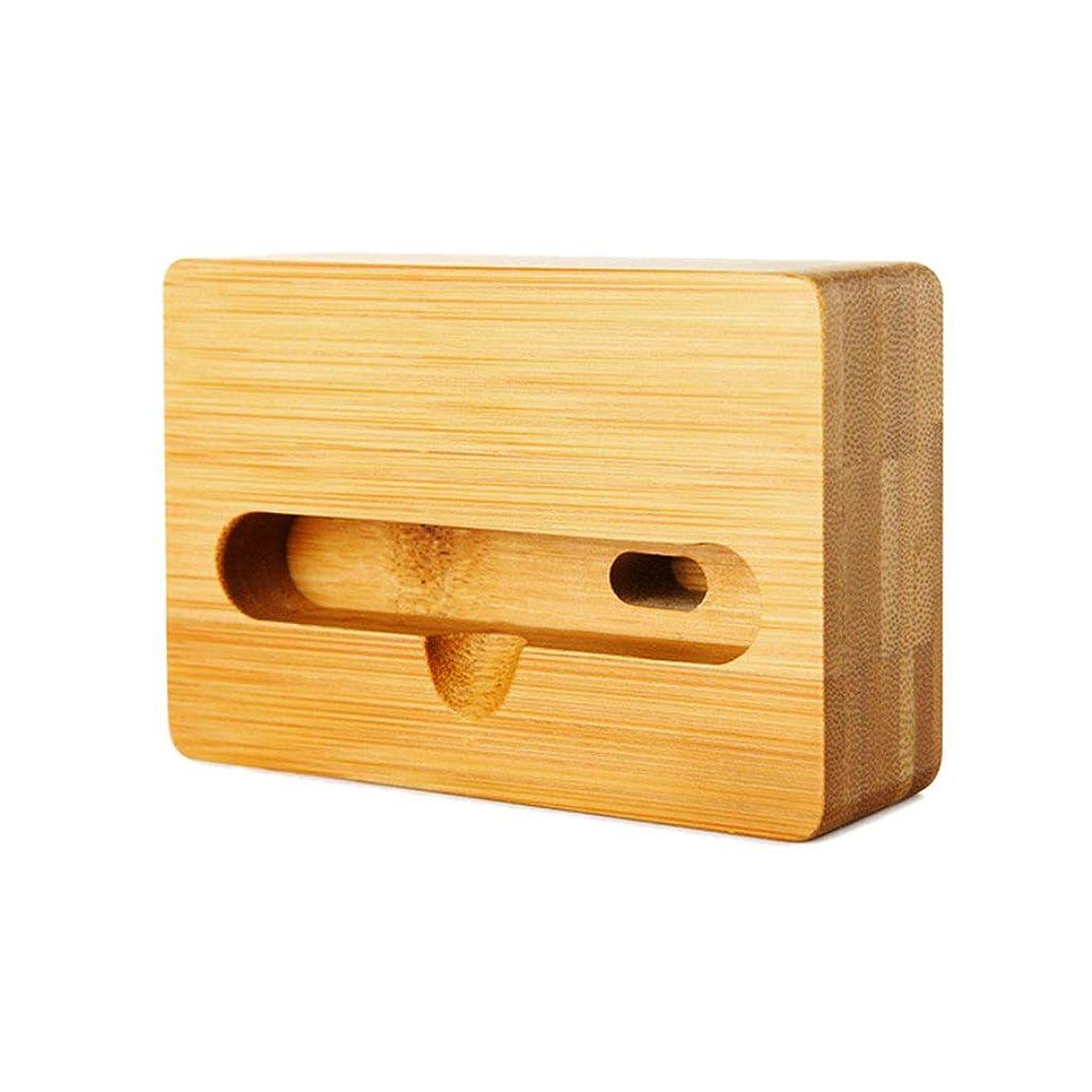 レンジ学期手足木製スピーカー 電源不要4.7-5.5インチスマホを対応