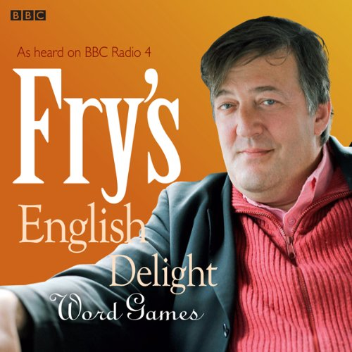 Fry's English Delight: Word Games  Audiolibri