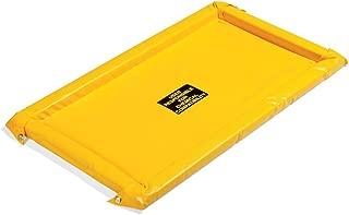 New Pig Spill Containment Pad, FlexBerm, 10-Gallon Sump Capacity, PAK724-YW-WOG